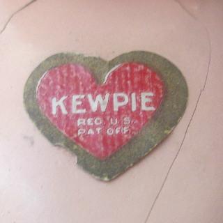 Kewpie heart