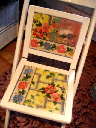 Chair midway