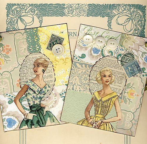 Pattern girls