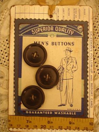 Mens buttons