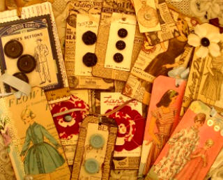 Sewing tags