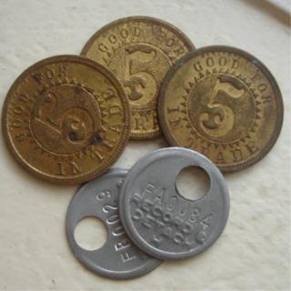 Trade tokens