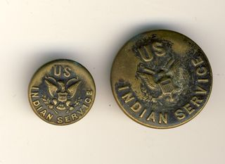 Indian serv button