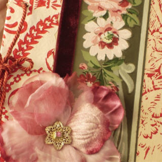 Floral album cu