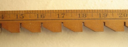 Skirt marker 2