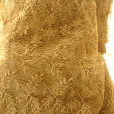 Doll dress lacee