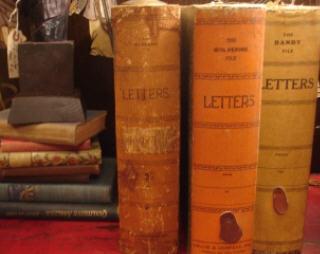 Letter files