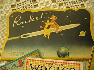 Rocket needle