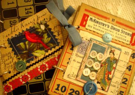 Bingo journals