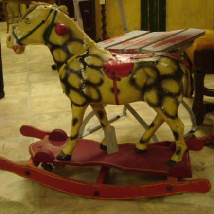 Gwens pony
