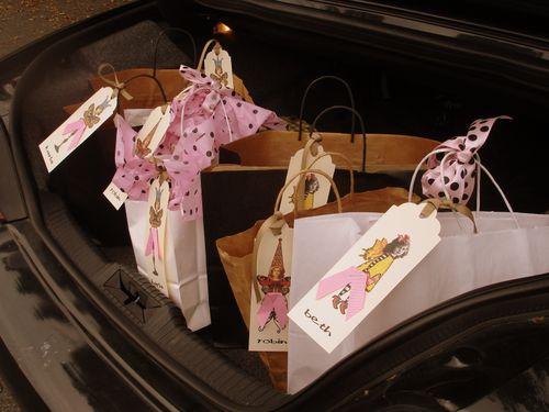 Car trunk