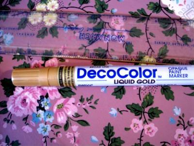 Deco marker
