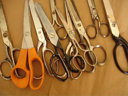 New scissors
