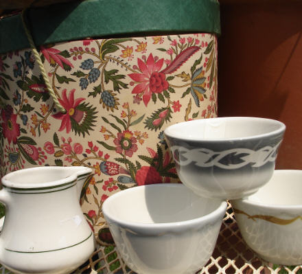 Rest bowls