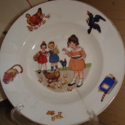 Chicken plate2