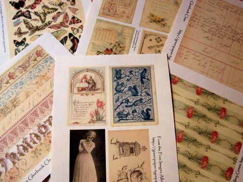 Gluebook images