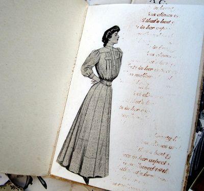 Craft dresses