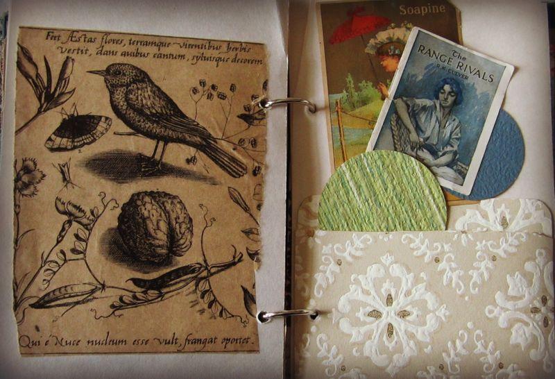 Journal pocket