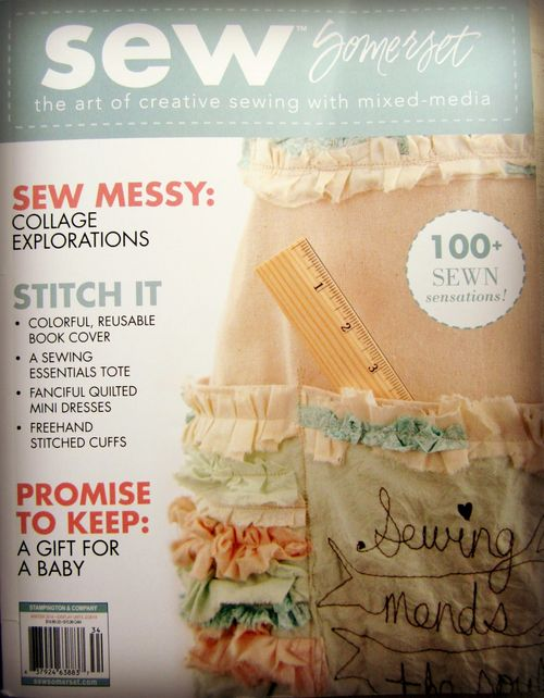 Sew cover