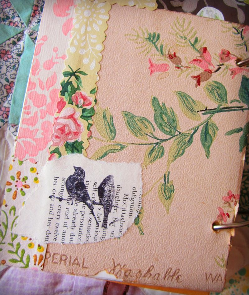 Journal back