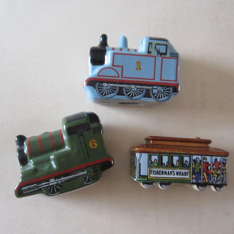 Wade trains