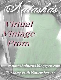 Natasha vintage prom