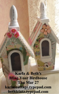 Bird house swap