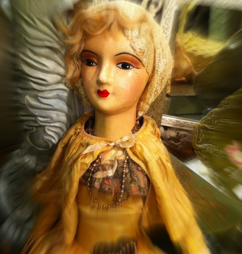 Boudier doll