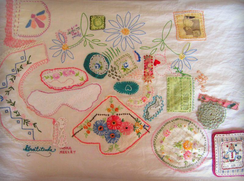 Journal quilt 3