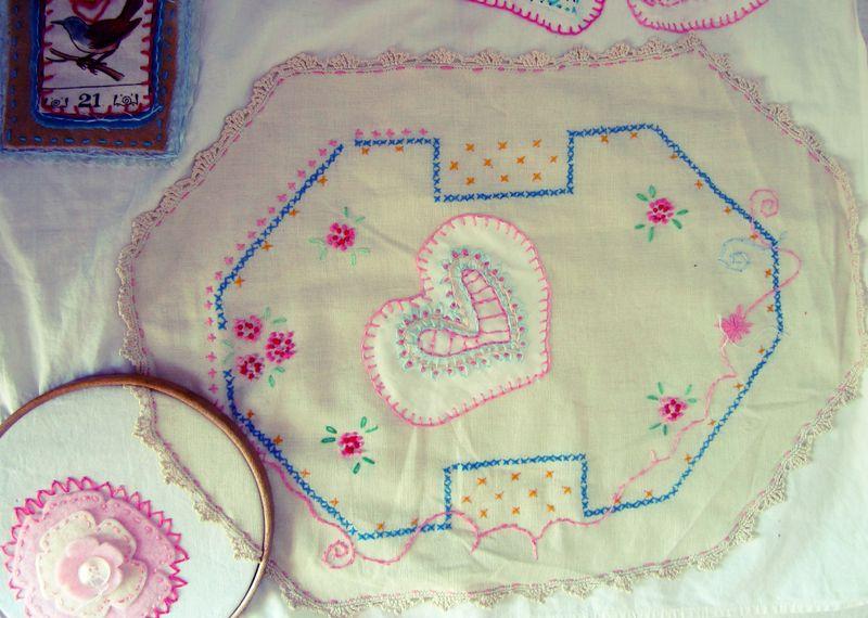Journal quilt 1