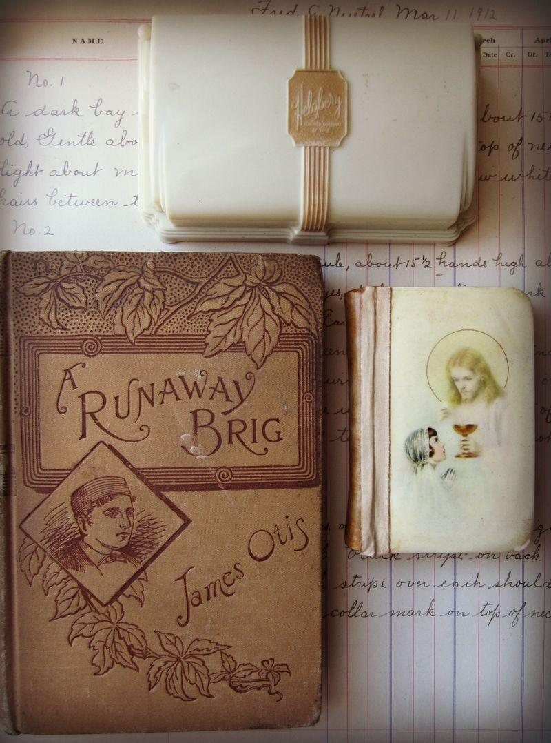 Runaway brig