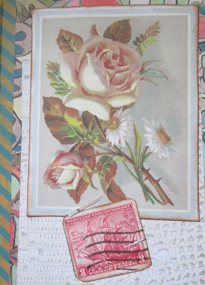 Rose gluebook