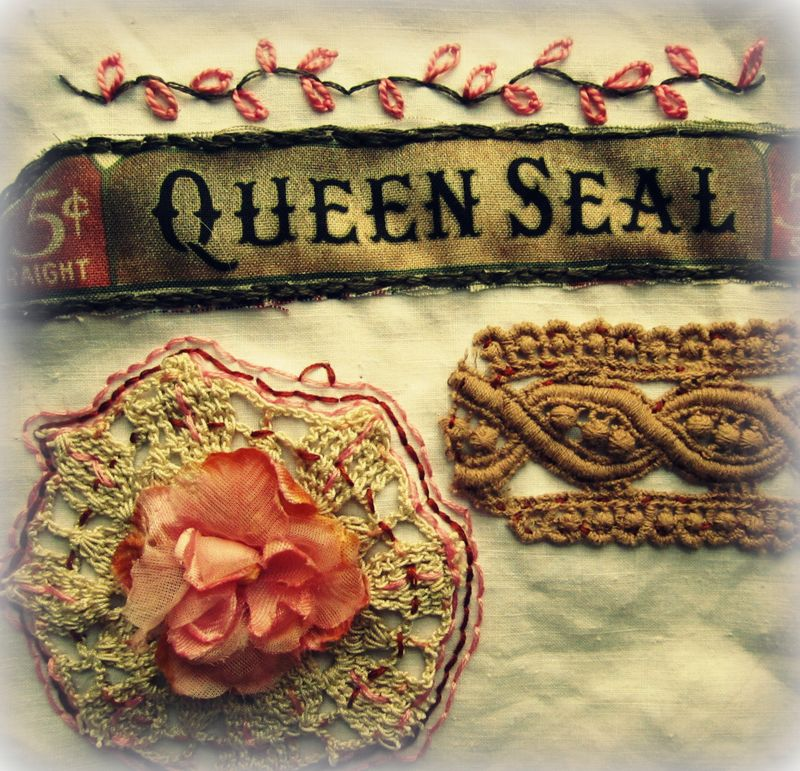 Queen seal