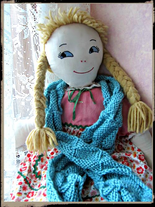 Elsie scarf