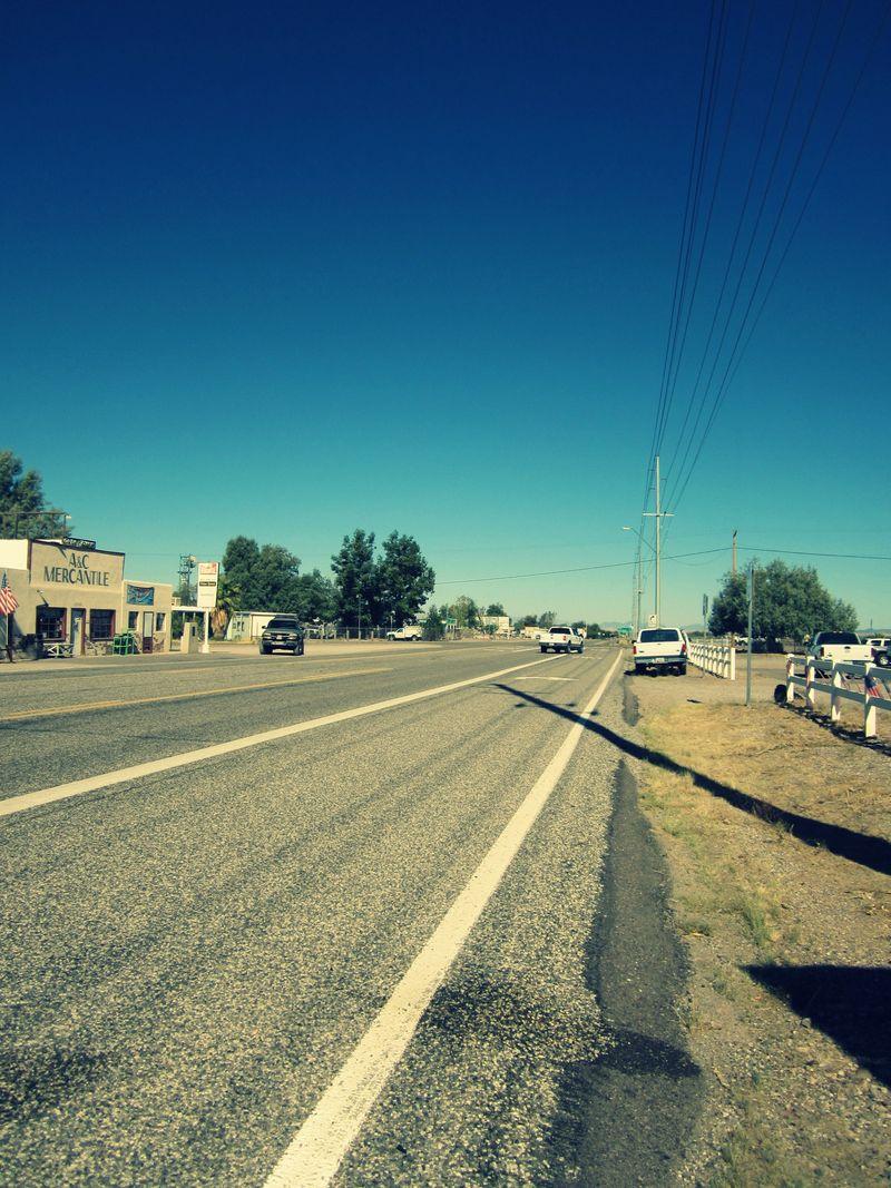 Bouse road