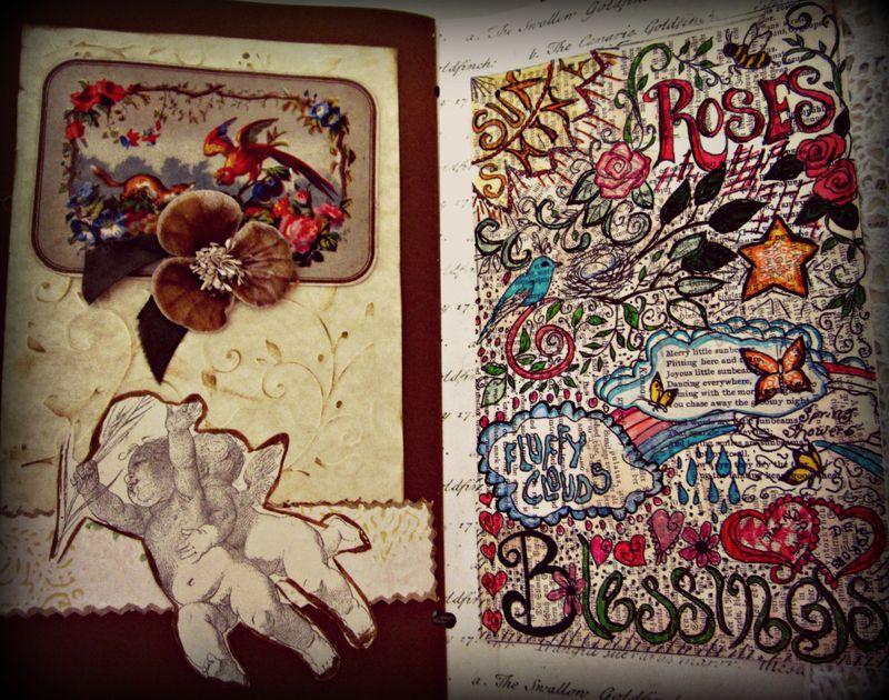 7 doodle page