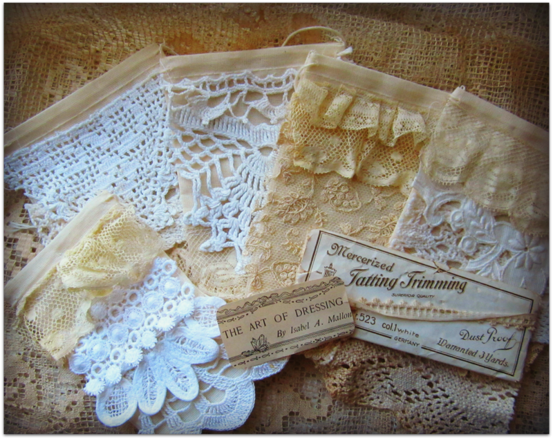 Lacy bags