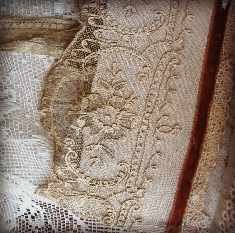 French net lace