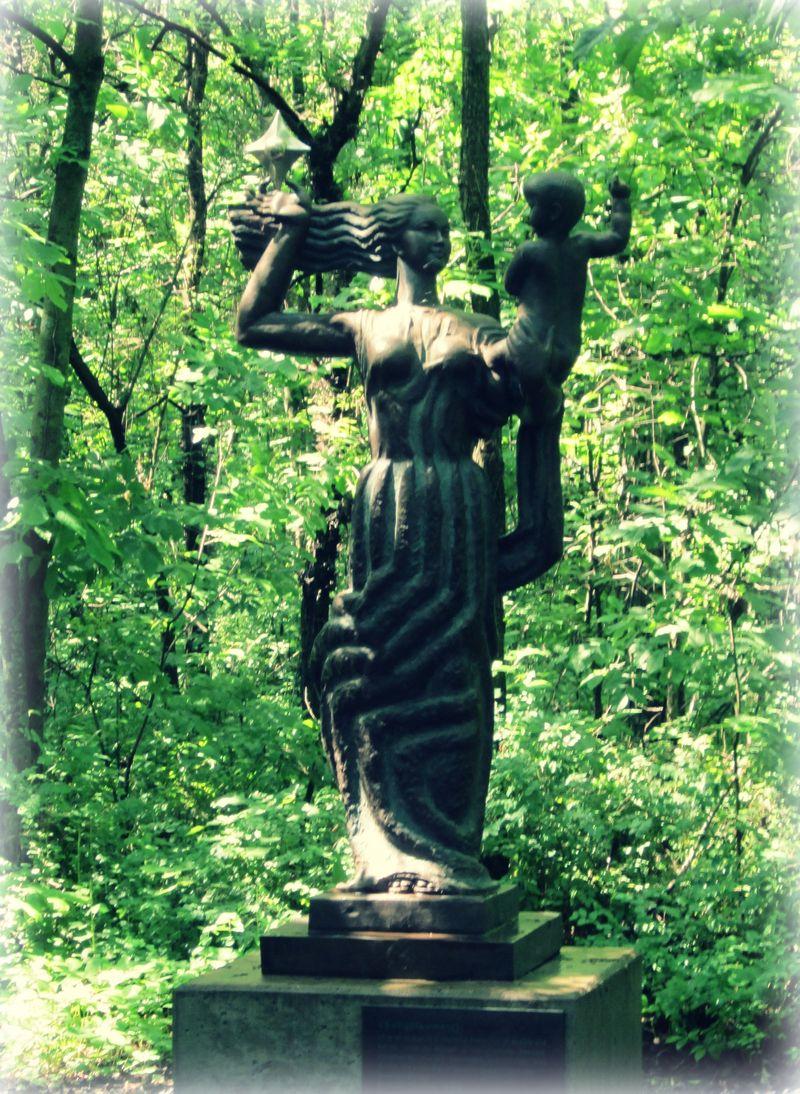 1st statue