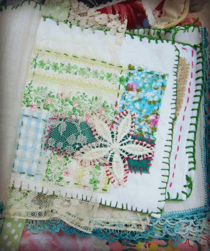 Hanky book page