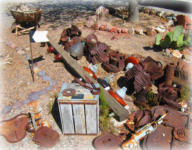 Desert finds