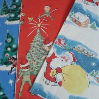 Vinatge_christmas_paper